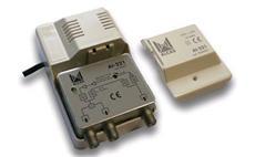 Alcad AI - 221 linkový zesilovač se 2 výstupy / G=25dB