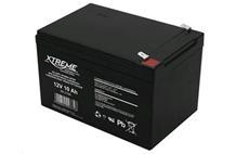 Baterie olověná 12V / 10Ah XTREME bezúdržbový gelový akumulátor