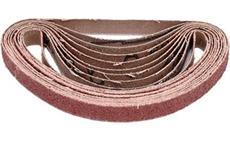 Brusný pás P60 , 10x330mm 10ks