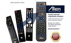 Dálkový ovladač ALIEN AB IPBOX 420 S - náhrada