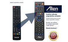 Dálkový ovladač ALIEN Amiko HD 8275+ - náhrada
