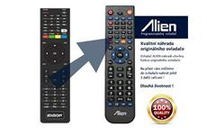 Dálkový ovladač ALIEN Edision Piccollino LED