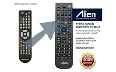 Dálkový ovladač ALIEN Evolveo BlackStar HD-5060 náhrada