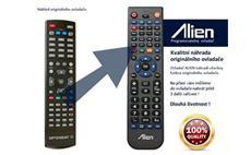 Dálkový ovladač ALIEN Opensat 9900 HD PVR