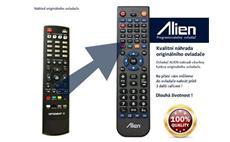 Dálkový ovladač ALIEN Opensat IR Line Alpha
