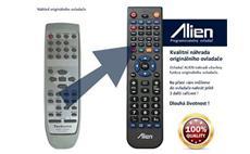 Dálkový ovladač ALIEN Panasonic EUR7702070