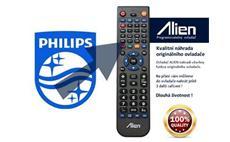 Dálkový ovladač ALIEN Philips 161622TK