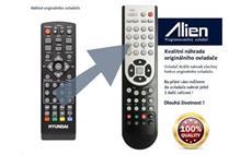 Dálkový ovladač ALIEN STB HYUNDAI DVB 220 PVR