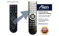 Dálkový ovladač ALIEN STB Optex ORT 8930-HD