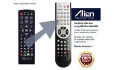 Dálkový ovladač ALIEN STB Solight HD01-RC