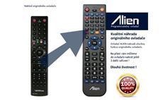 Dálkový ovladač ALIEN Vantage HD 1100, 6000, 7100, 8000