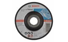 Dělicí kotouč profilovaný Standard for Metal - A 30 S BF, 115 mm, 22,23 mm, 2,5 mm BOSCH