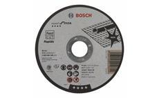 Dělicí kotouč rovný Expert for Inox - Rapido - AS 60 T INOX BF, 125 mm, 1,0 mm - 316514021 BOSCH