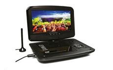 Ferguson Cute 9 Přenosný LCD televizor s DVD a DVB-T2 - SLEVA NA ROZBALENÝ KUS