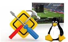 Konfigurace + Software do přijímače s OS Linux Enigma 2