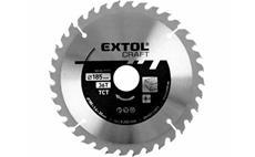 Kotouč pilový s SK plátky, 185x1,4x30mm EXTOL-CRAFT