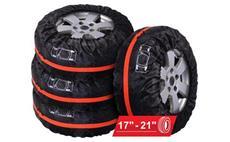 Návlek na pneu 4ks (R17 - R21)