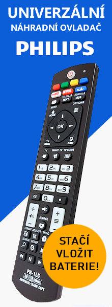 Dálkový ovladač pro Tv  Philips