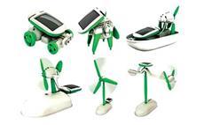 Solární stavebnice SolarKit 6v1 Solarbot