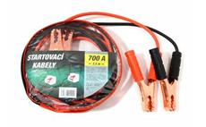 Startovací kabely 700 A 2,5m ZIPPER BAG