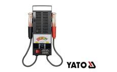 Tester autobaterií YATO YT-8310 analogový